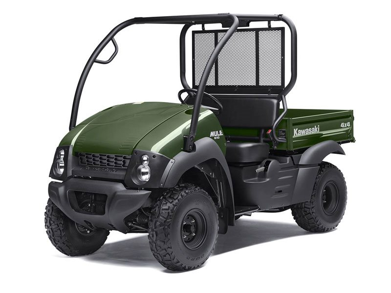 2016 MULE 610 4x4 Timberline Green