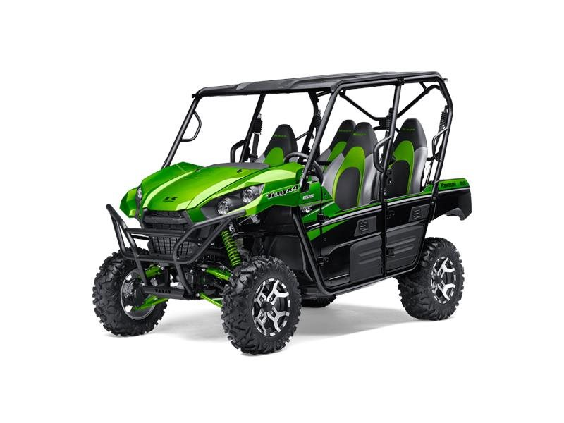 2016 Teryx4 LE Candy Lime Green