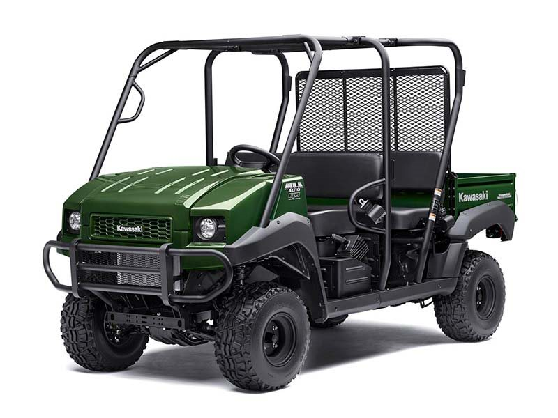 2016 Mule 4010 Trans4x4 Timberline Green