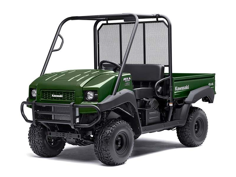 2016 Mule 4010 4x4 Timberline Green