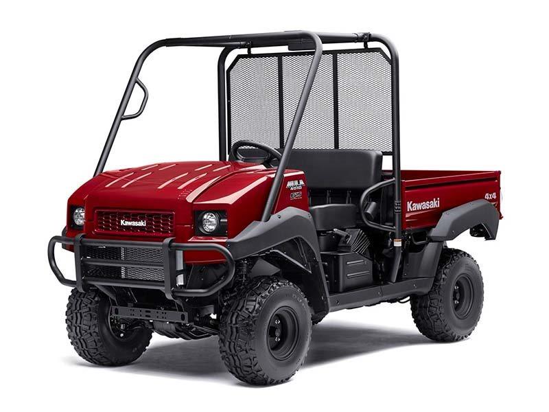 2016 Mule 4010 4x4 Dark Royal Red