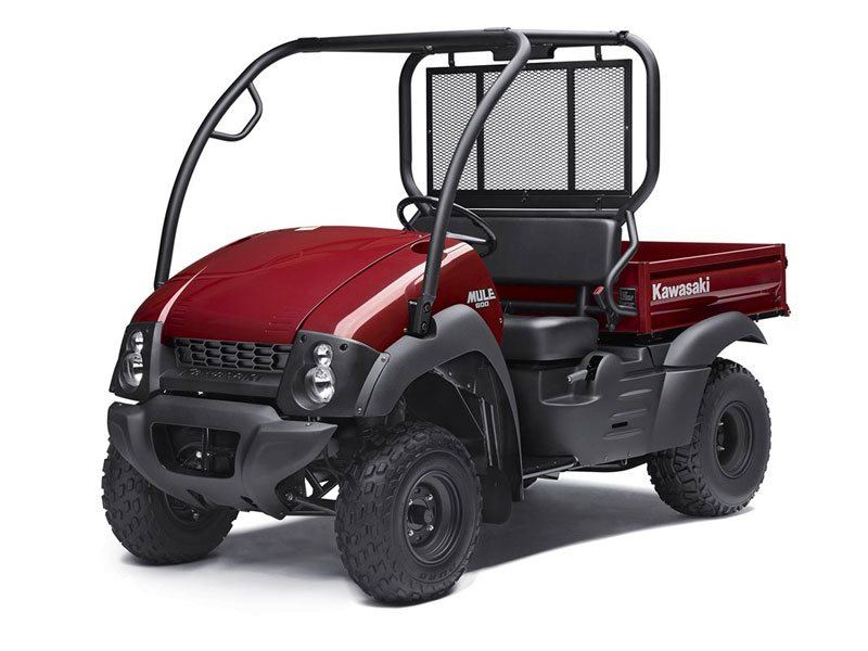 2016 Mule 600 Dark Royal Red