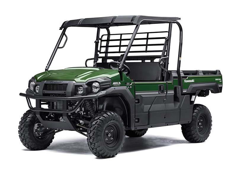 2016 Mule PRO-DX EPS LE Timberline Green
