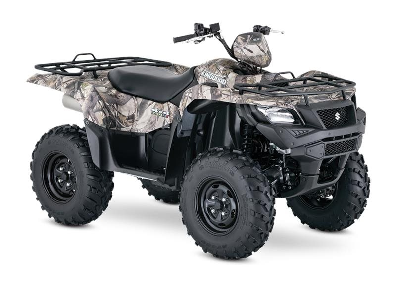 2016 KingQuad 750AXi Power Steering Camo