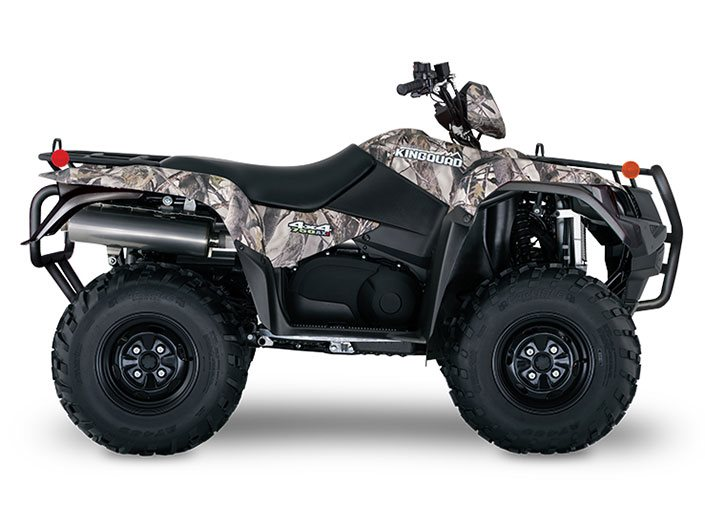 2016 KingQuad 750AXi Power Steering Special Edition