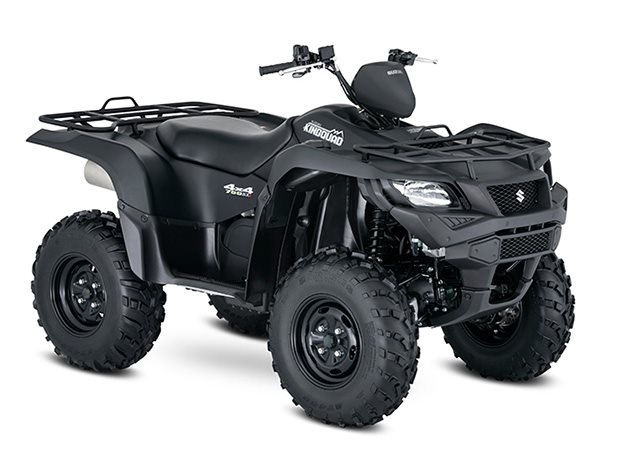 2016 KingQuad 750AXi Power Steering Matte Black
