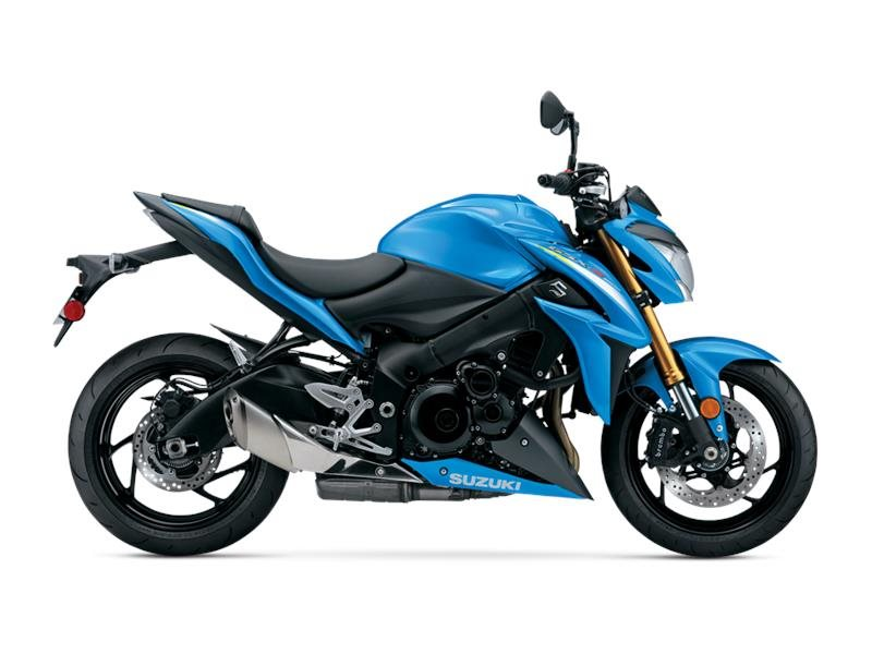 2016 GSX-S1000 Metallic Triton Blue