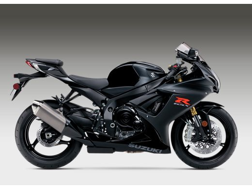 2016 GSR-750 - Metallic Matte Black No. 2 / Glass Spark