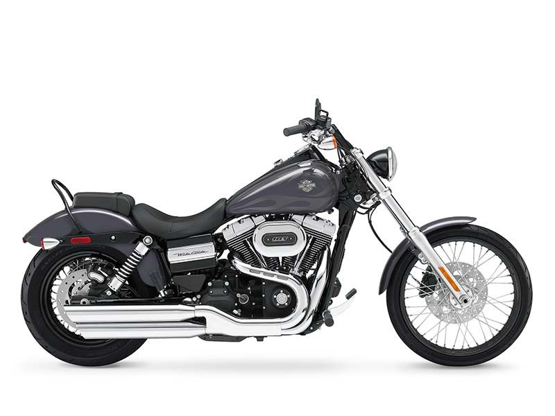 2016 Harley-Davidson Wide Glide