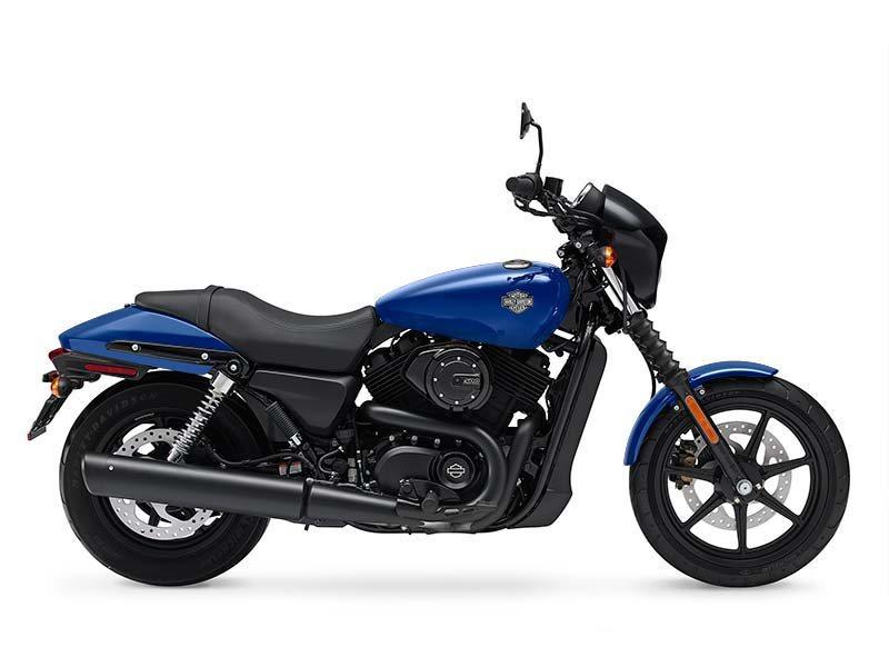 2016 Harley-Davidson Street 500