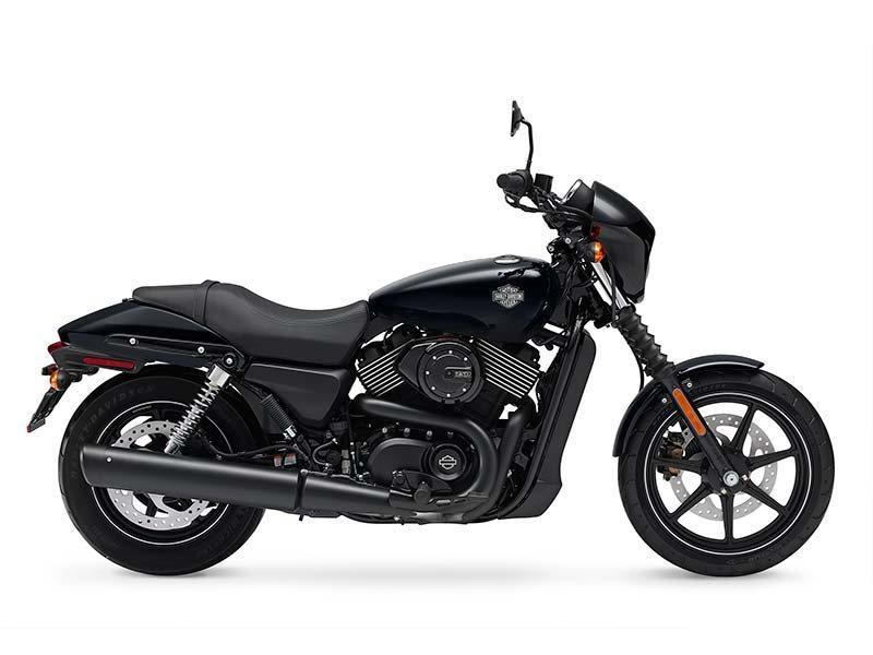 2016 Harley-Davidson Harley-Davidson Street 750