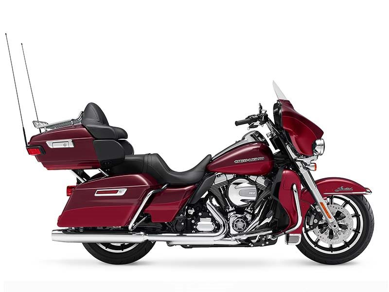 2016 Harley-Davidson Ultra Limited Low