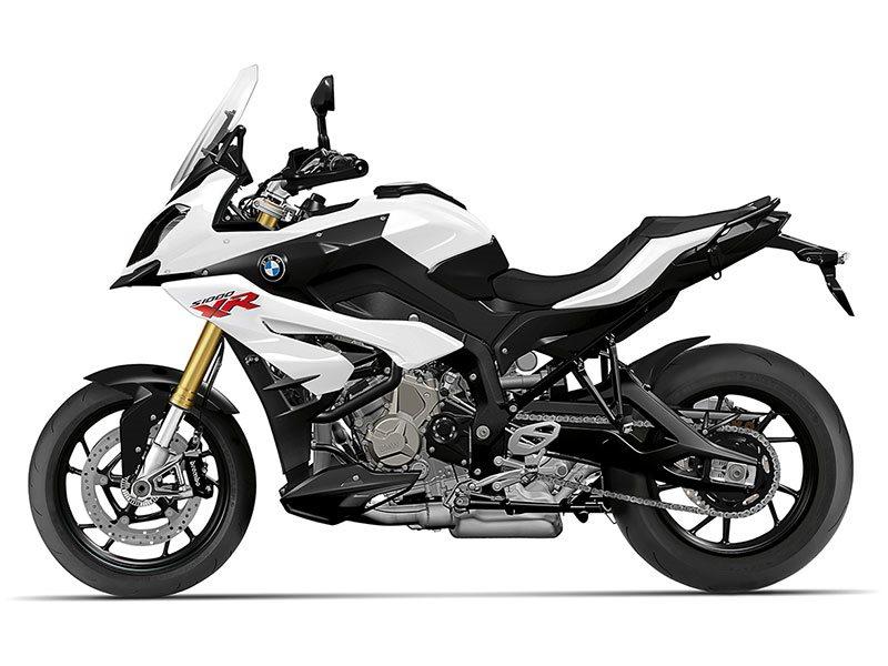 2016 S 1000 XR Light White
