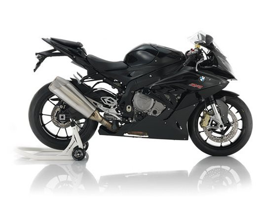 2016 S 1000 RR - Black Storm Metallic