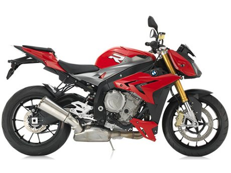 2016 S 1000 R - Racing Red