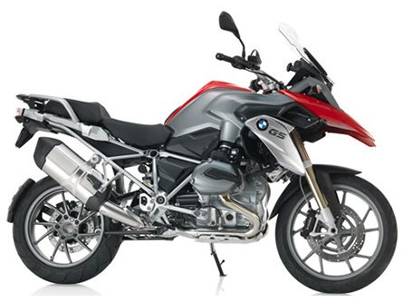 2016 R1200 GS - Racing Red