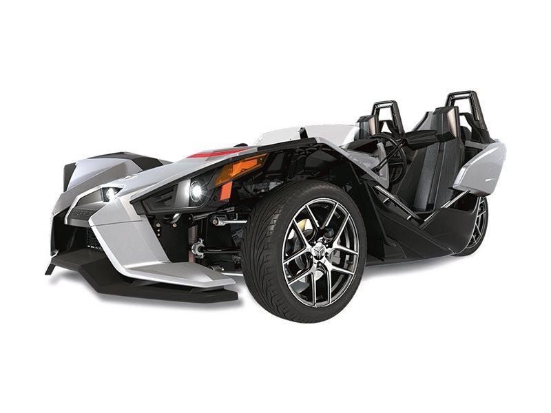 2016 Slingshot SL Turbo Silver