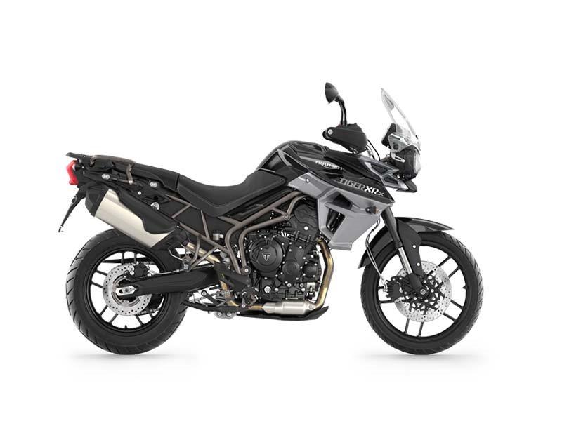 2016 Tiger 800 XRx Phantom Black
