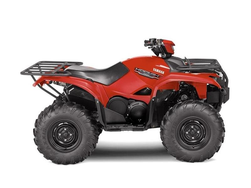2017 Yamaha Kodiak 700 EPS Red
