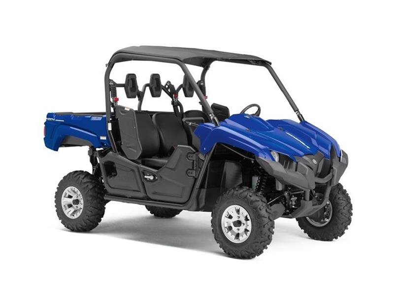 2017 Yamaha Viking EPS Steel Blue
