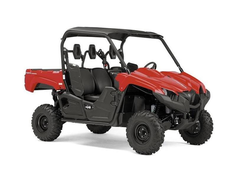 2017 Yamaha Viking EPS Red