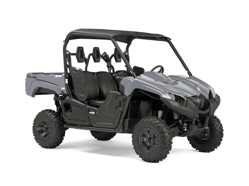 2018 Yamaha Viking EPS Armor Grey