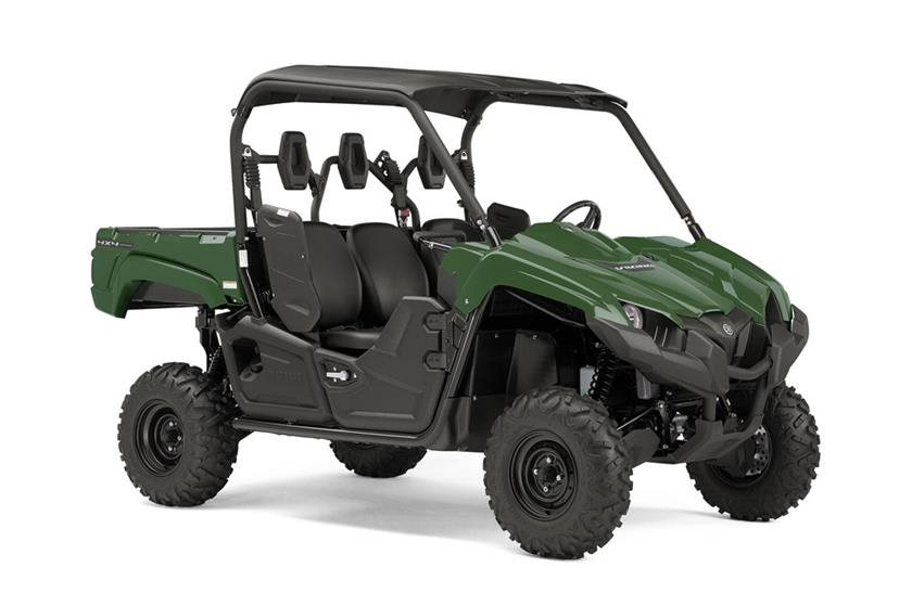2018 Yamaha Viking EPS Hunter Green