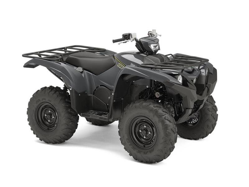2018 Yamaha Grizzly EPS Graphite