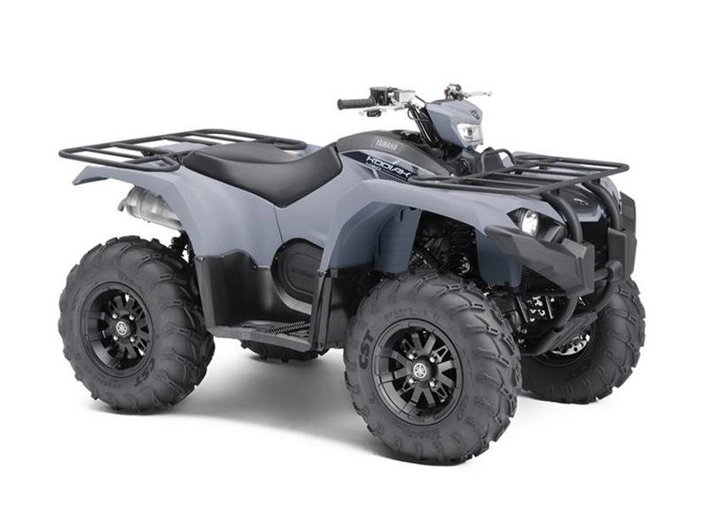 2018 Yamaha Kodiak 450 EPS Armor Grey