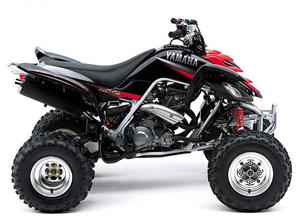 Yamaha 660R Raptor 2003
