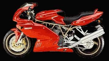 1999 Ducati Supersport 900