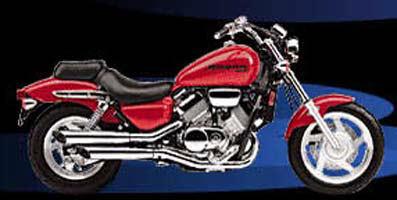 1999 Honda Magna