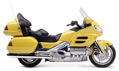 Honda Gold Wing 2003