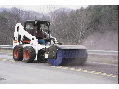 2012 Bobcat 68 in. Angle Broom