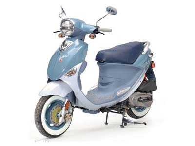 Genuine Scooter Buddy International Saint-Tropez (150 cc) 2009