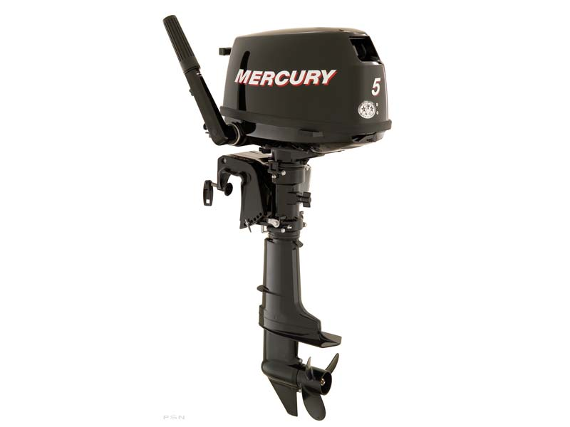 Mercury 5 FourStroke 2009