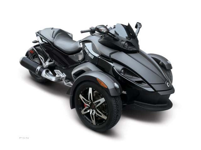 Can-Am Spyder GS Phantom Black Limited Edition 2009