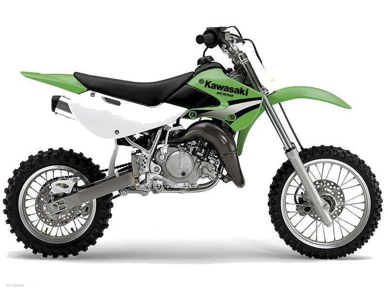 2005 Kawasaki KX85