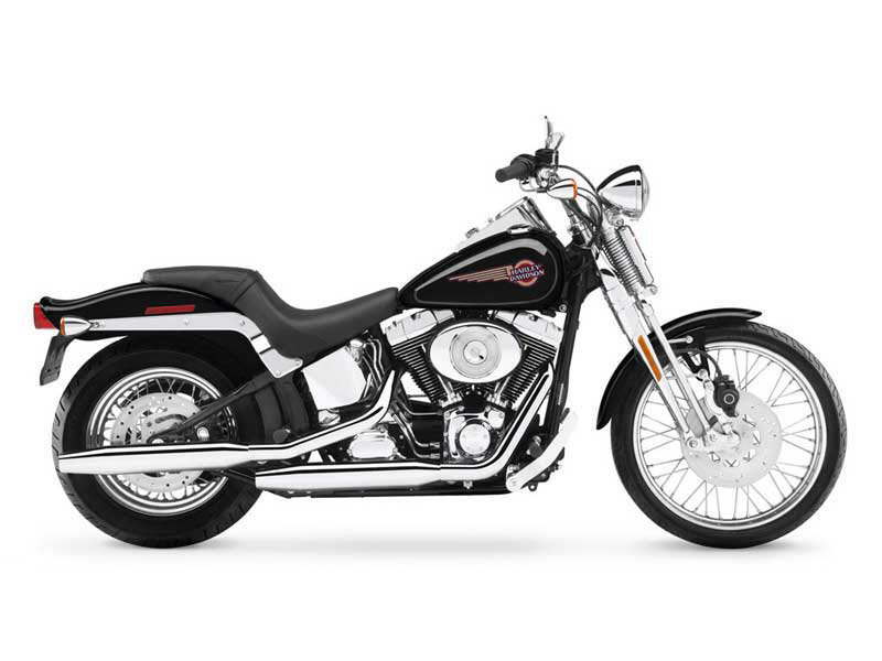 2005 Harley-Davidson FXSTS/FXSTSI Springer Softail