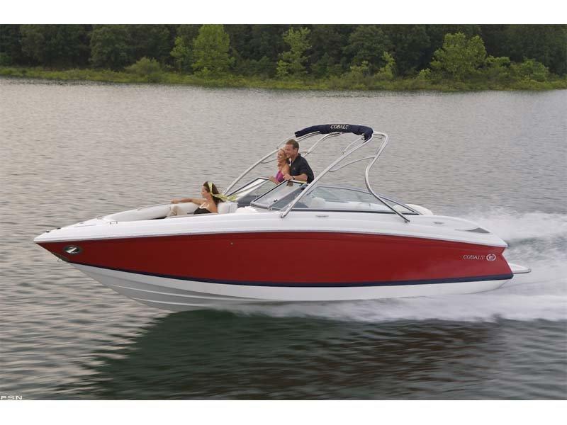 2009 Cobalt Boats 242