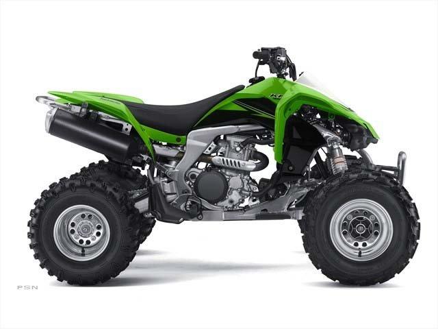 Kawasaki KFX 450R 2010