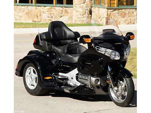 2006 Lehman Trikes/Honda Monarch II for GL1800 Gold Wing