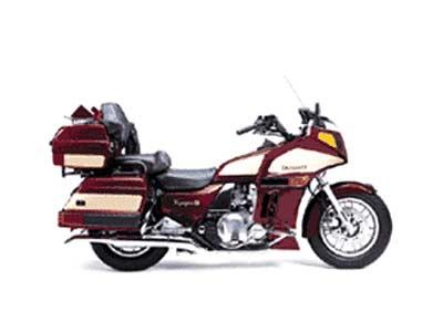 Kawasaki Voyager XII 2001