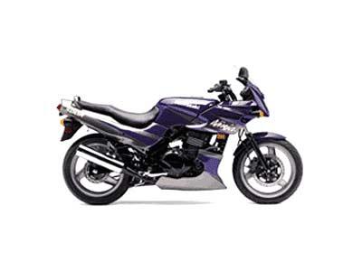 2001 Kawasaki Ninja 500R