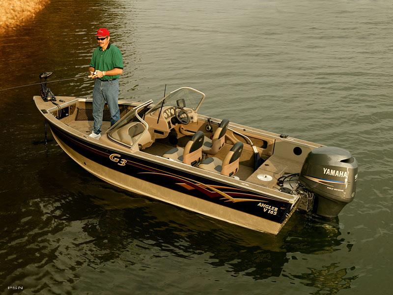 2005 G3 Boats Angler V 165 F