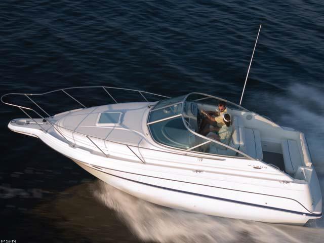2006 Maxum 2400SE Sport Cruiser