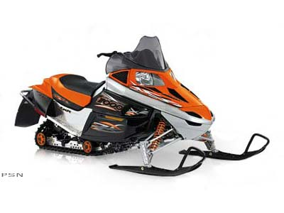 2007 Arctic Cat F1000 LXR