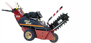 2007 Ditch Witch 1230