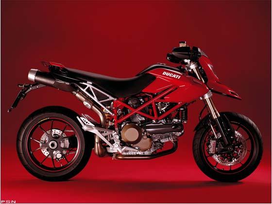 Ducati Hypermotard 1100 S 2008