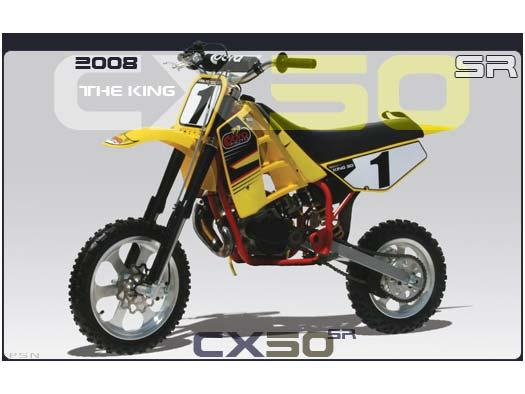 Cobra Motorcycles CX50 SR 2008